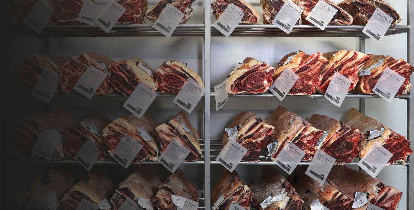 Experts en carn madurada