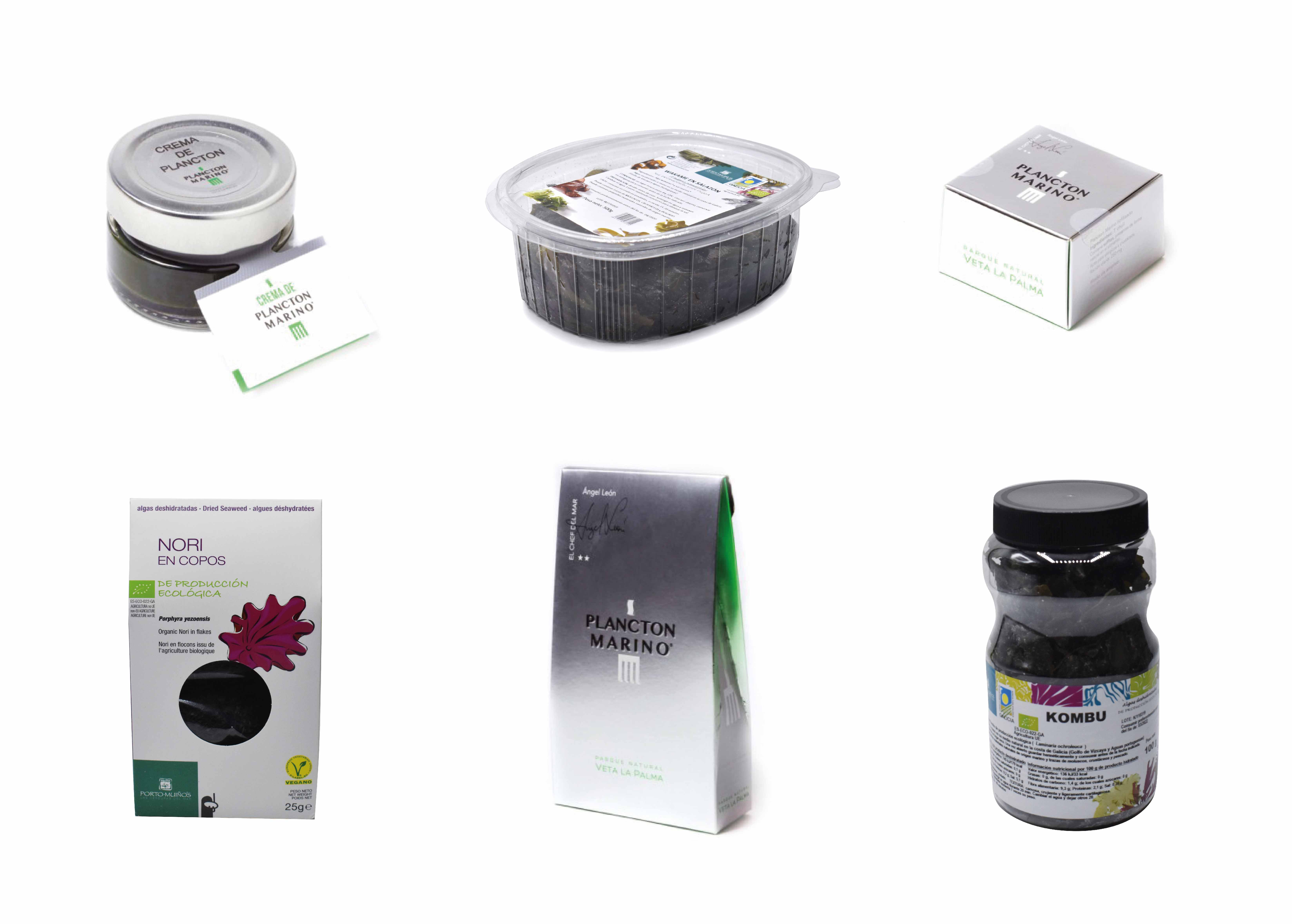 LaSelecta algues productes