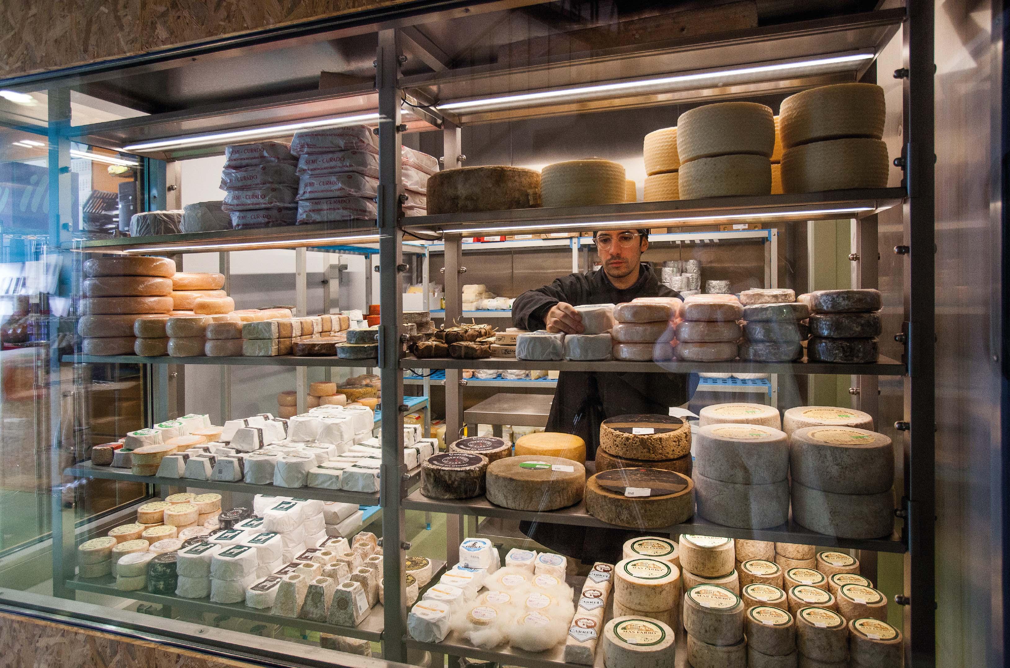Elabora tu carro de quesos con La Selecta