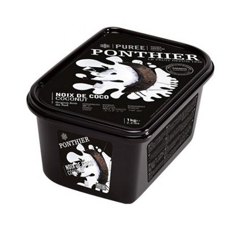 PONTHIER-FrozenPuree-1kg-Coconut