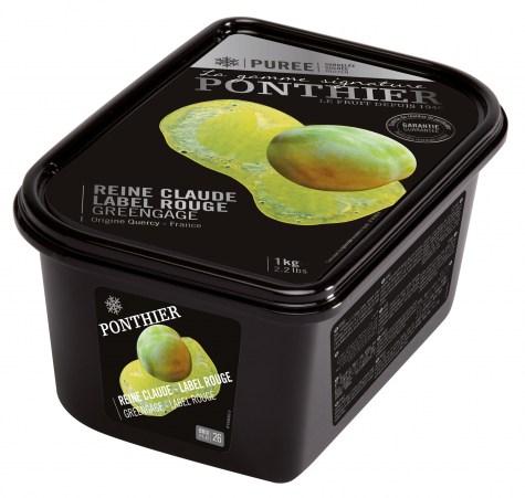 PONTHIER-FrozenPuree-1kg-Greengage
